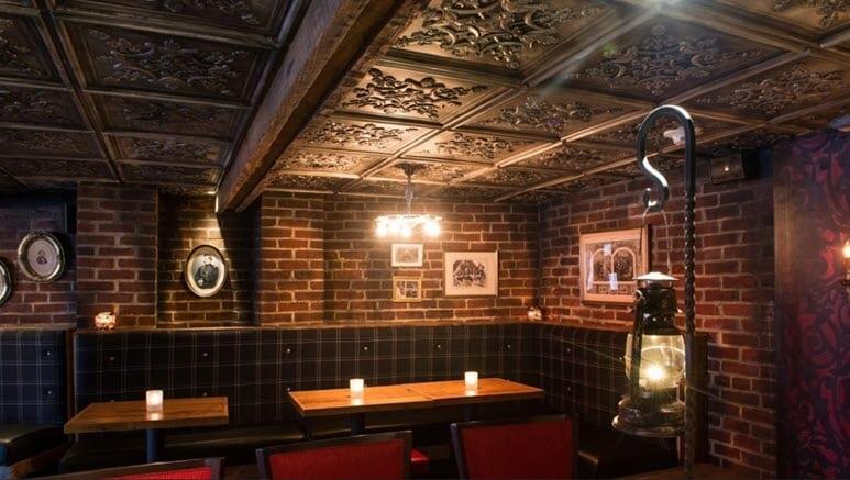 Restaurant-ceiling-tiles