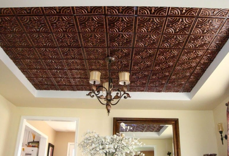 5 Reasons Why Ceiling Tiles And Hallways Go Together Talissa Decor - Tiles-for-the-hallway
