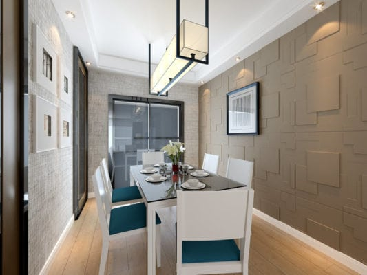 Dining-Room-3-d-Wall-Panel