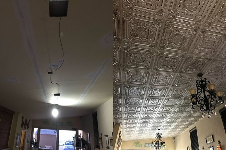 Ceiling Tiles and Wall Panels in Mississauga
