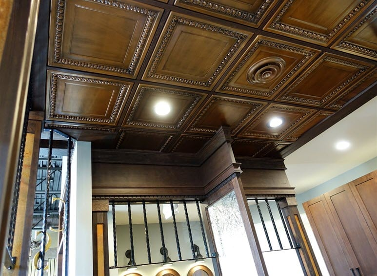 Ceiling Tiles and Wall Panels in Jacksonville