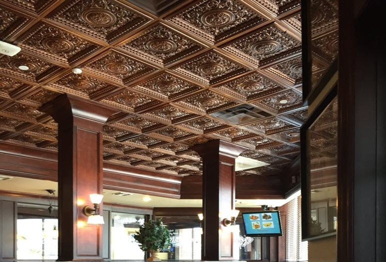 Ceiling Tiles and Wall Panels in Tampa