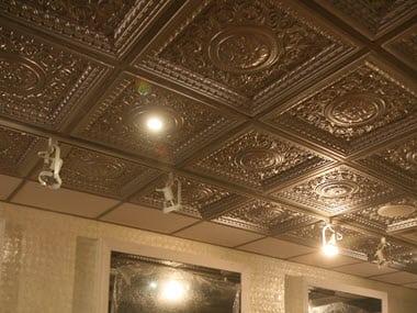 Ceiling Tiles in Destin