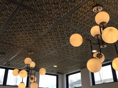 ceiling tiles burlington