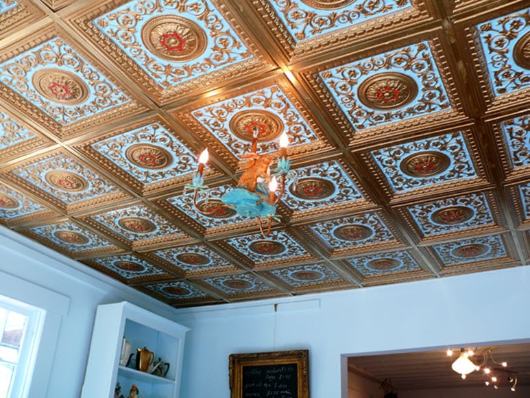 ceiling tiles and wall panels in miami