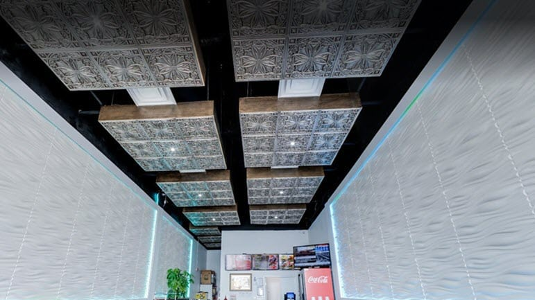 Ceiling Tiles and Wall Panels in Fort Lauderdale