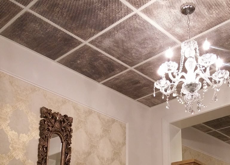 Ceiling Tiles and Wall Panels in Fresno