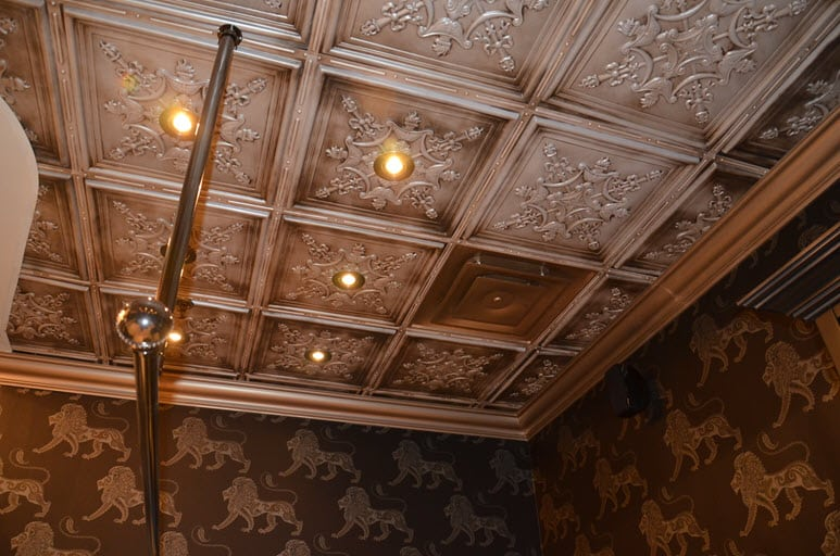 Ceiling Tiles And Wall Panels In Sacramento