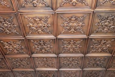 Ceiling tile in Houston
