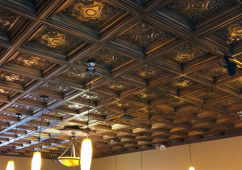 Faux tin ceiling tile San Antonio