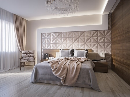 interior 3d wall decoration