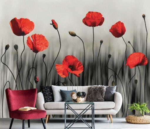 1721-01R-Poppy-Atr-Toile-de-Coquelicotc
