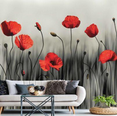 1721R-Poppy-Art-Toile-de-Couquelicots