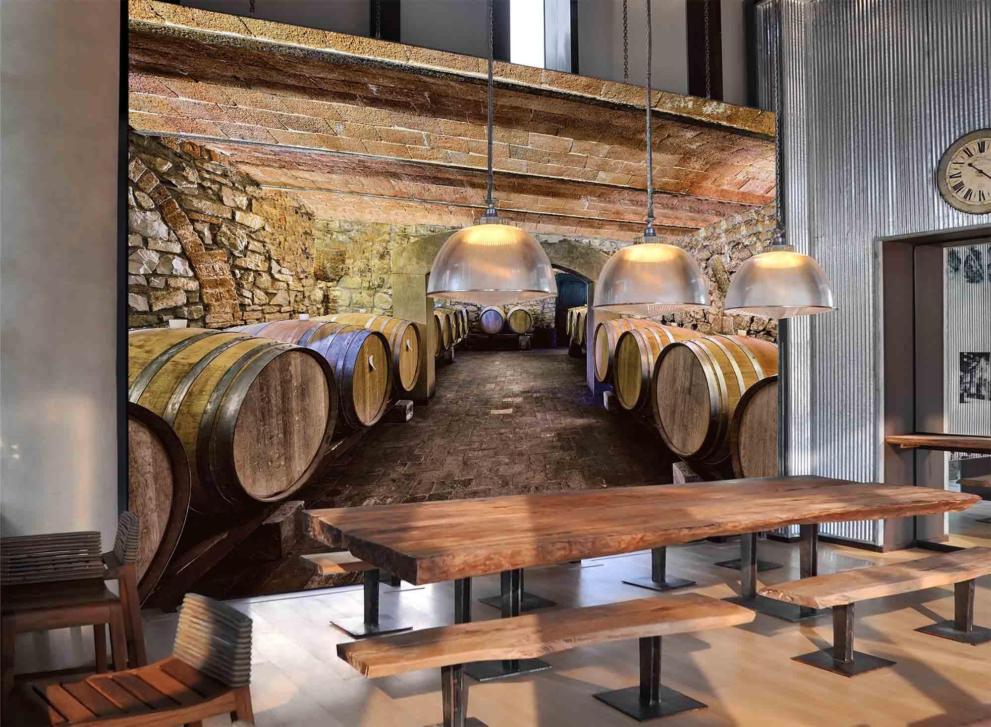 Cave A Vin Design ceiling tiles & 3d wall panels