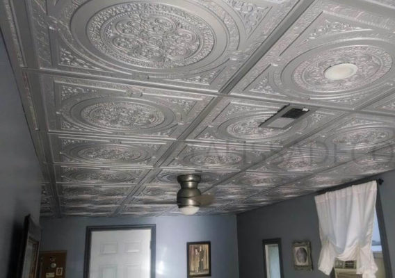 How To Cover Up Popcorn Ceilings