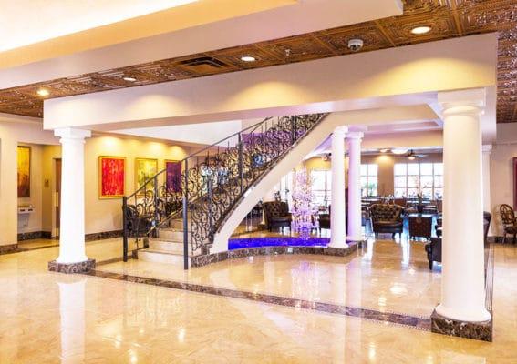 hotel decor las vegas