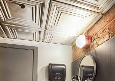 antique white ceiling tiles burnaby