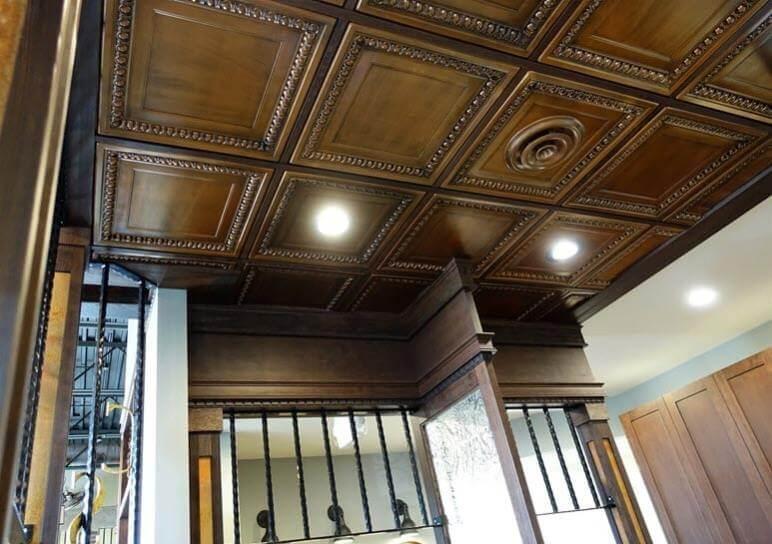 ceiling tiles in East Lansing