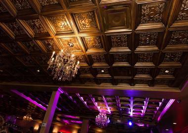 nightclub decor ceiling tiles Columbus