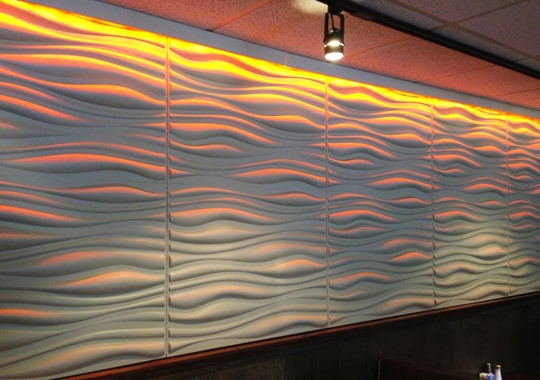 wall panels in Hamilton