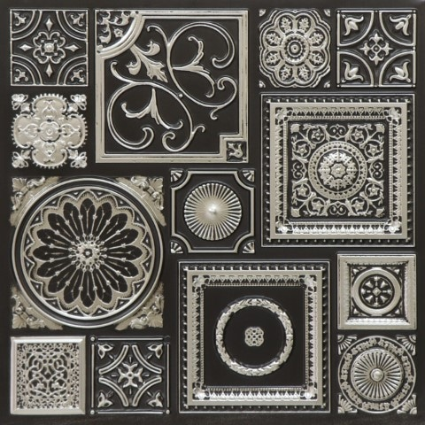 297 Faux Tin Ceiling Tile Ceiling Tiles Talissa Decor