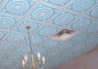 ceiling decor in Vancouver