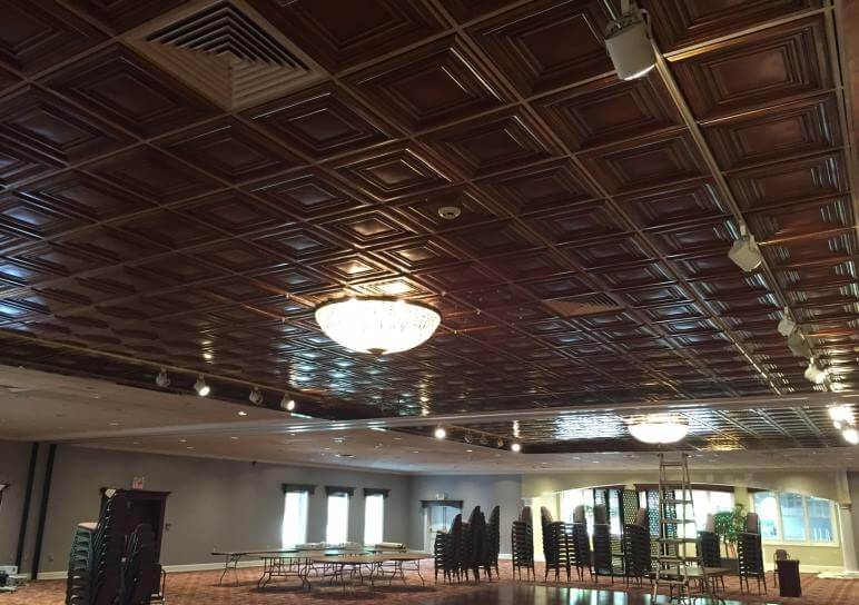 ceiling tiles in Oklahoma