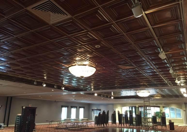 ceiling tiles in Oklahoma