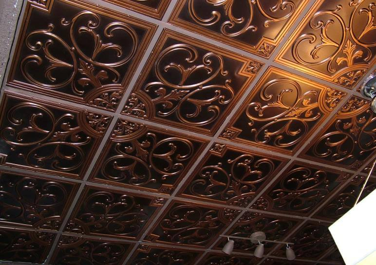 ceiling tiles in Portland