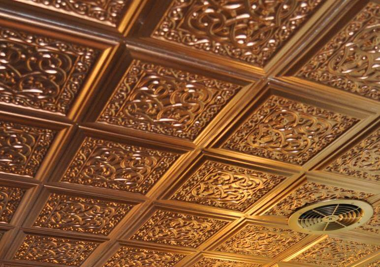 ceiling tiles in Vancouver