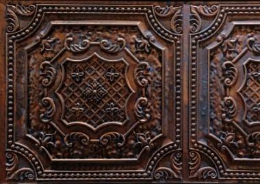 decorative dark brown tiles Richmond