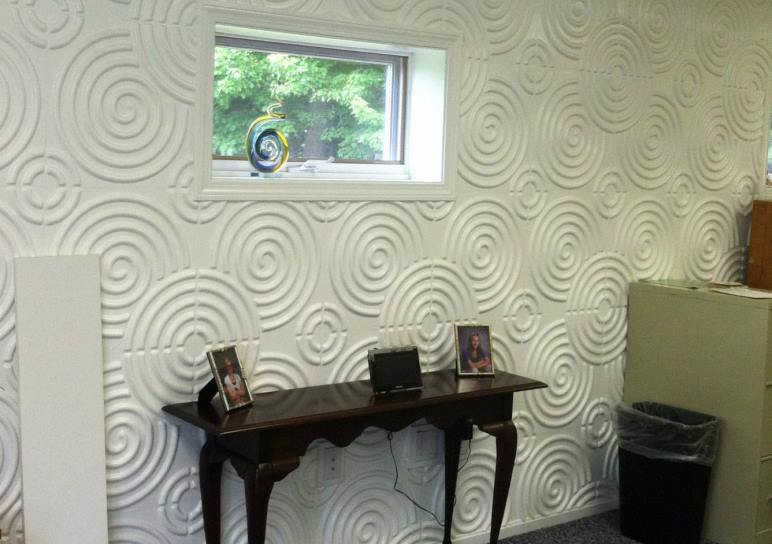 wall panels in Richmond Hill