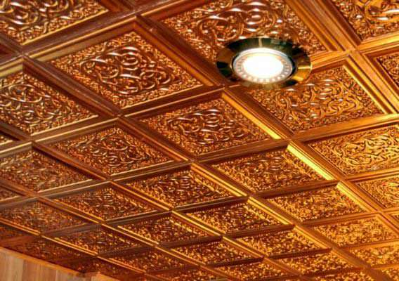 ceiling tiles for resorts
