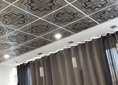 lines-separating-ceiling-tiles