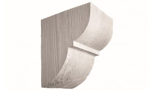Faux Wood Beam Corbel MC 015