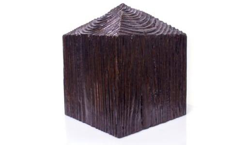 Faux Wood Beam Fitting Element FE 066