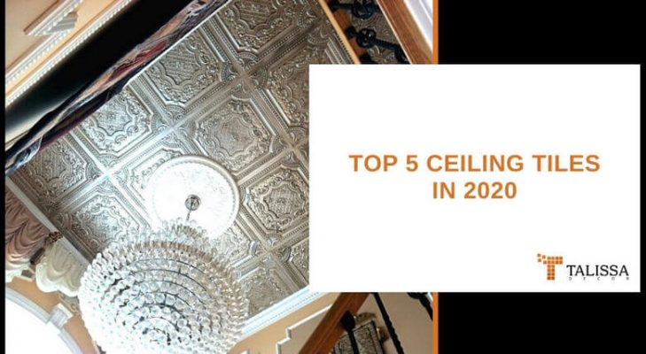 top ceiling tiles